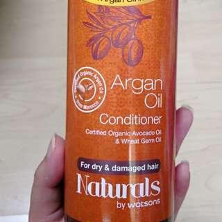 Naturals Argan Oil Conditoner