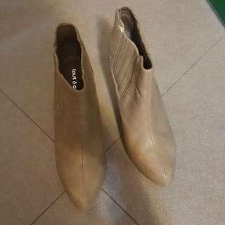 短boots