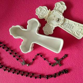 Brand New Rosary Christian Bead