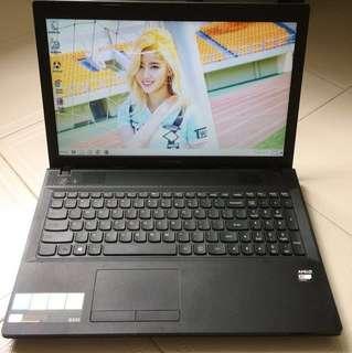 Lenovo Laptop (G505)