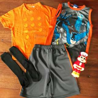 US Bought OOTD Terno Bundle for Boys
