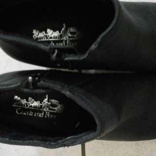 小羊皮短靴