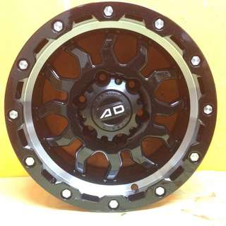 15 inch SPORT RIM 4x4 AD RACING OFFROAD PROMOTIONS