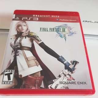 PS3 Final Fantasy XIII