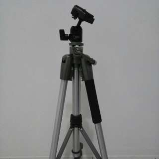 Tripod Made In Italy With Manfrotto Ball