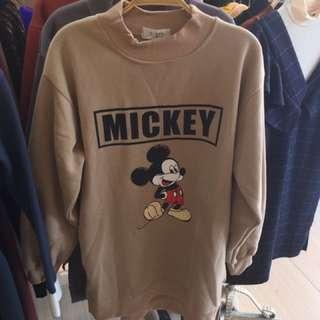🚚 米老鼠長版上衣