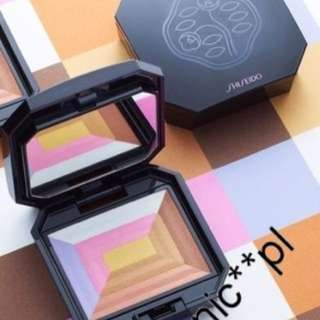 SHISEIDO 7 Lights Powder Illuminator ~ 2017 NEW