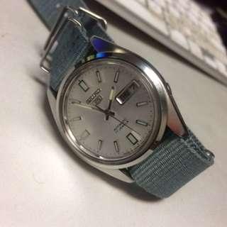 Vintage Seiko 5 cal.7009