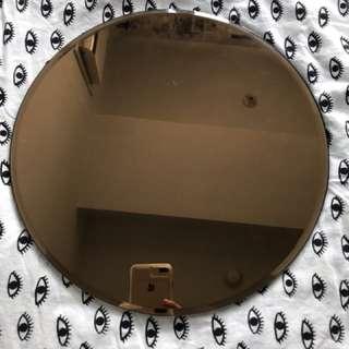 West Elm Round Mirror