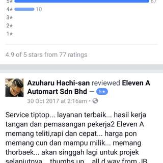 My FB Page Review
