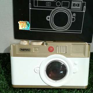 Remax Lycra Camera 10,000mAh Powerbank