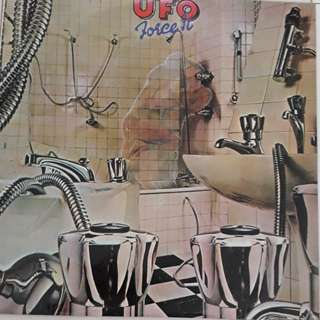 UFO Force It Vinyl LP Record