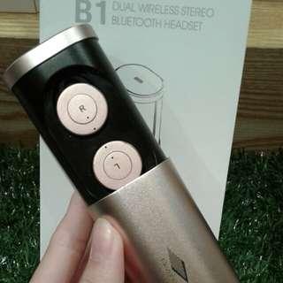 B1 Dual Wireless Stereo Bluetooth Headset