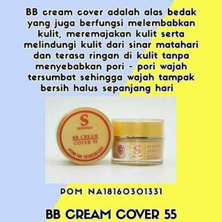 Shineskin bb cream cover 55