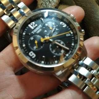 Tissot天梭腕錶T055.417.11.017.09