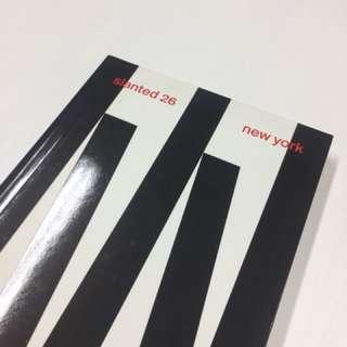 Slanted Magazine 26 | Graphic design typography