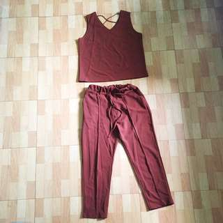 Brown Set BKK