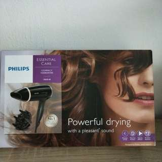 Philips Compact Hairdryer