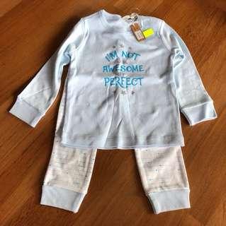 Baby Pyjamas 18-24m