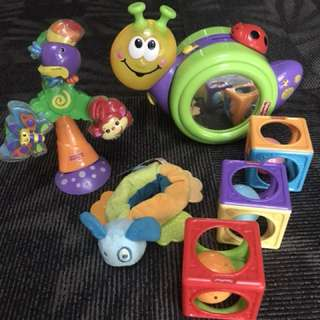 Good deal of Fisherprice learning toys