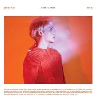 Jonghyun - poet