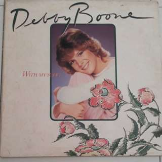 Debby Boon With My Song Vinyl LP Record