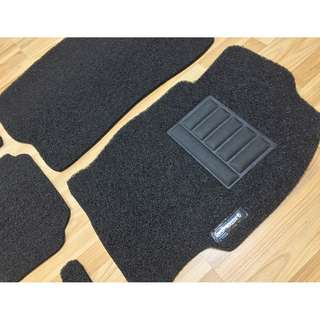 2008 TO 2011 MAZDA 6 OEM FITMENT CAR FLOOR MAT..BLACK PVC CARPET MAT WITH MAZDA 6  LOGO 5 PCS 20MM THICK COLOR AVAILABLE - RED,GREY ,BEIGE ,BROWN & BLUE...PLEASE CONTACT ME BEFORE DROPPING BY !