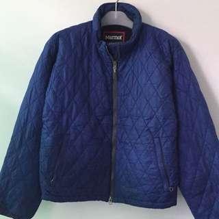 Marmot jaket blue