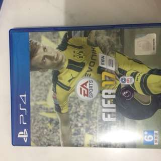 BD PS 4 FIFA 17