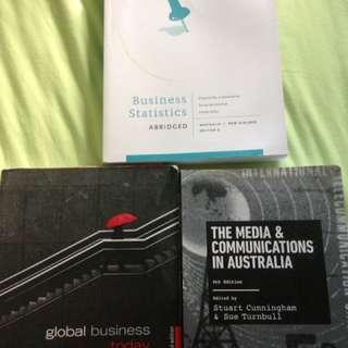 Business/ Media & Communication Textbooks