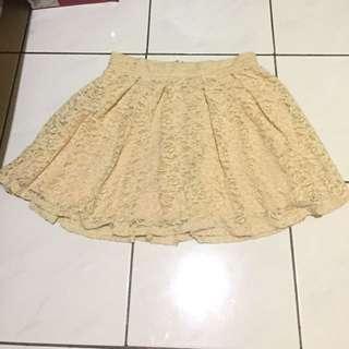Forever21 Skirt Peach