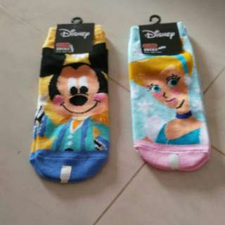 Disney japan socks