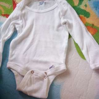 3 pcs preloved branded onesies for babay boy