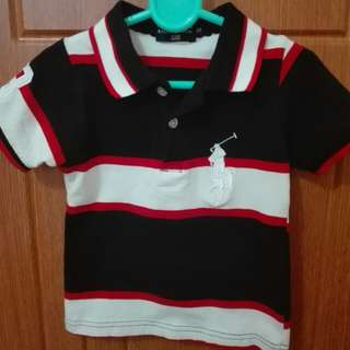 Polo Ralph Lauren Stripes Polo Shirt