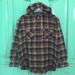 Flowrish filed jaket flanel