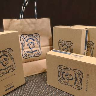 日本芝士餅  20塊盒裝