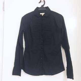 NEW Banana Republic Black Shirt