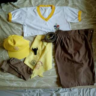 Kab Scout Uniform