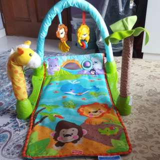 Fisher Price Baby Play Gym/ Play Mat