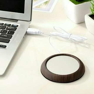 USB 電熱保溫墊