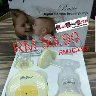 Halford basic digital Breast Pump