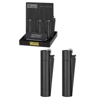 Limited Edition Matte Black Clipper Lighter