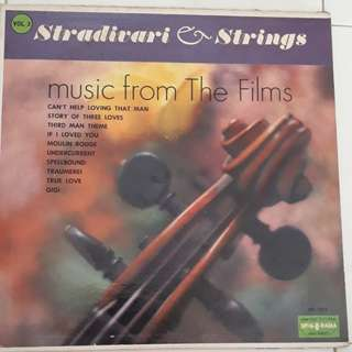 Music From The Film Vinyl LP Record