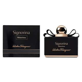 Salvatore Ferragamo Signorina Misteriosa EDP for Women (30ml/50ml/100ml/Tester) Black