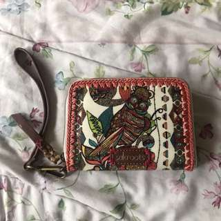 Sakroots wallet with handle