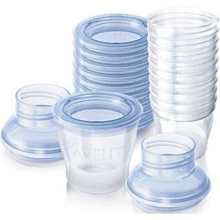 Storage System Cups and Lids (New in Box)