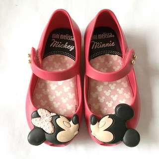 Authentic Mini Melissa Ultragirl Disney