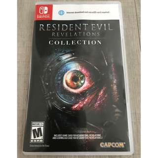 [Switch] Resident Evil Revelations 1