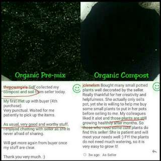 GARDENING - High Quality Organic Pre-Mix & Compost For Sale