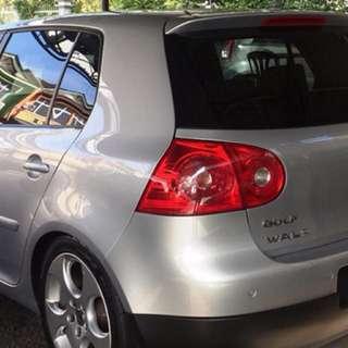 VW Golf Wald 1.6